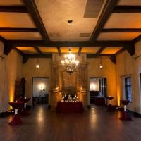 Howie Mansion - Lighting Inside Ballroom