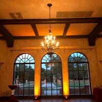 Howie Mansion - Lighting Inside Ballroom 2