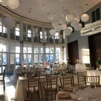 No Uplighting at Orlando Museum of Art Wedding