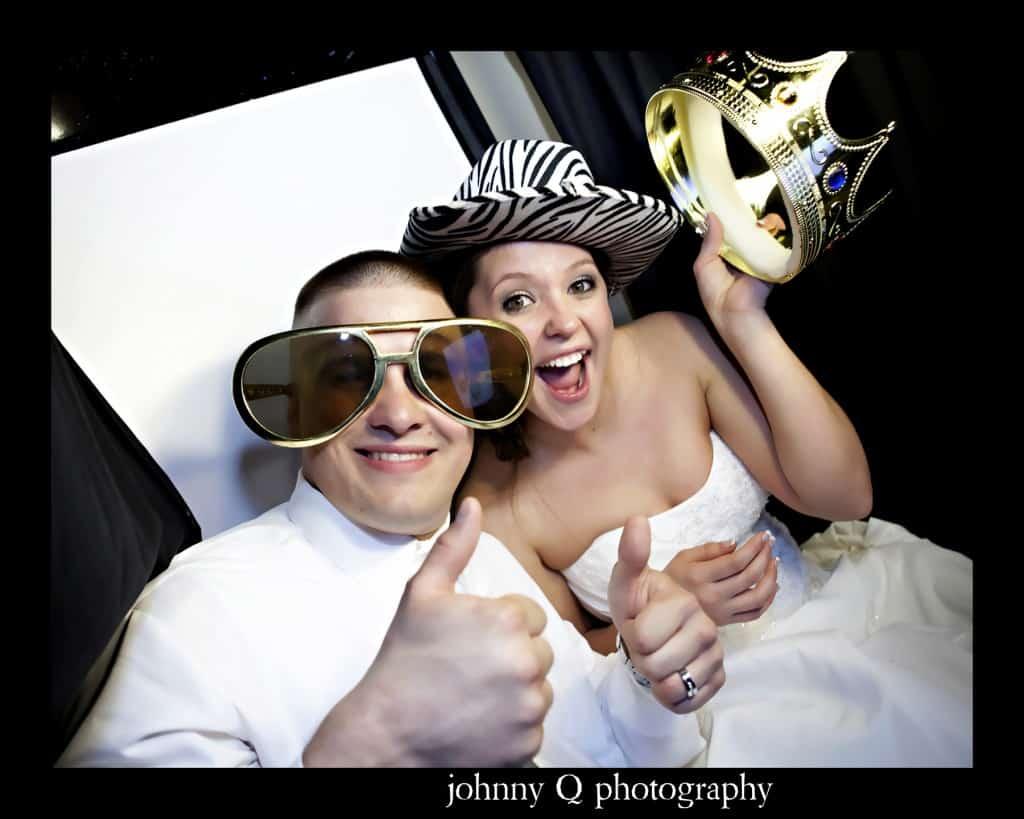 Orlando Wedding DJ - Tuscawilla Country Club wedding - Johnny Q Photography - orlando photo booth rental