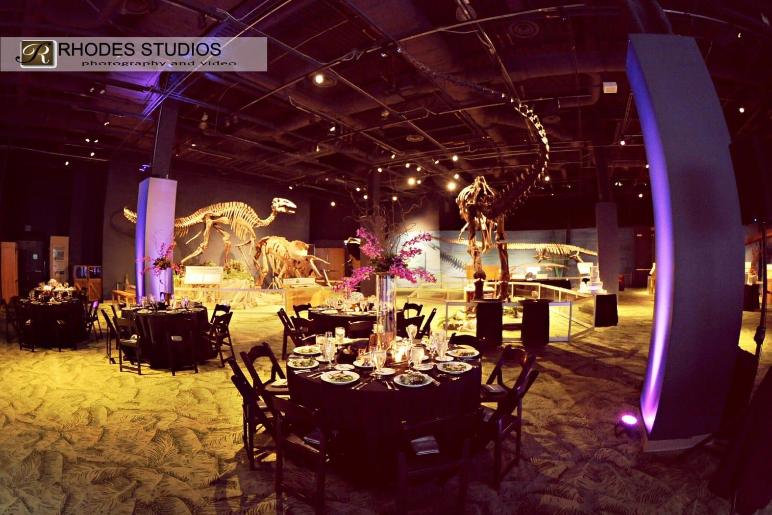 Orlando Wedding Dj Our Rocks Science Center Rhodes Studios