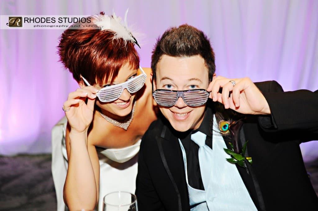 orlando wedding dj - our dj rocks - orlando science center wedding - rhodes studios
