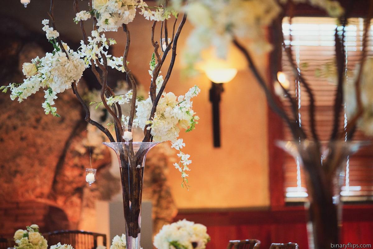 Orlando Wedding DJ and Uplighting at Dubsdread Ballroom
