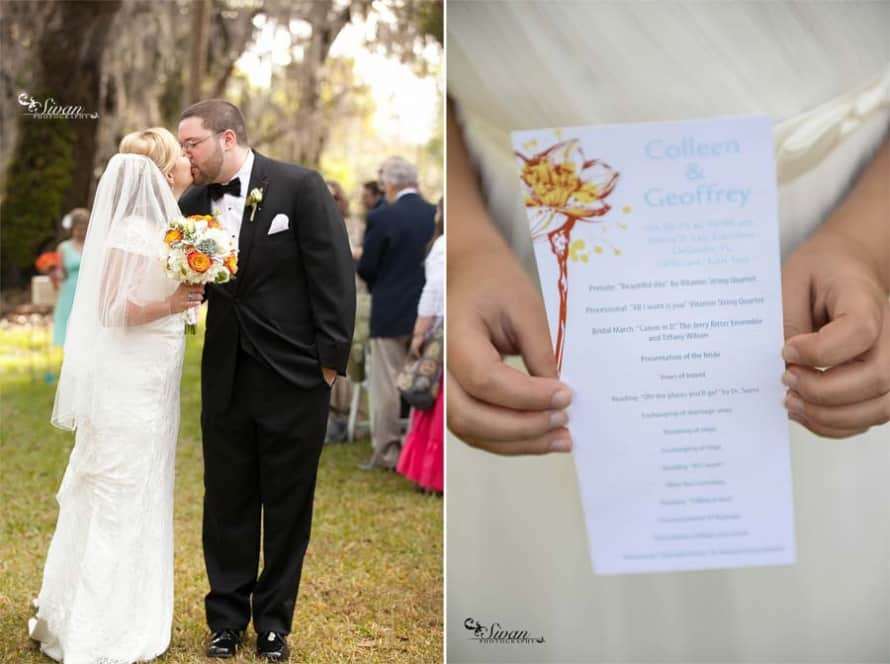 orlando wedding dj - our dj rocks - leu gardens wedding
