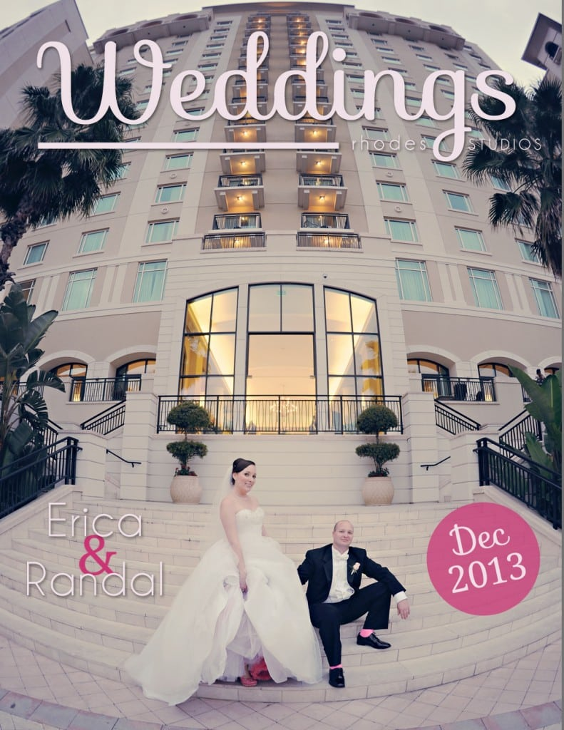 Rhodes Studios Cover blog of bride and groom