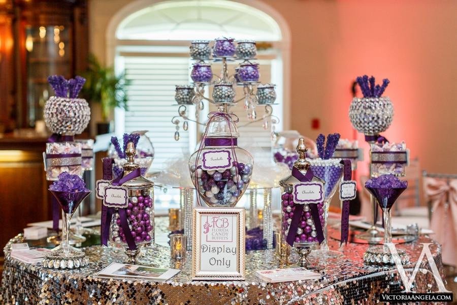 Windermere Country Club Pink Winter Wedding Showcase