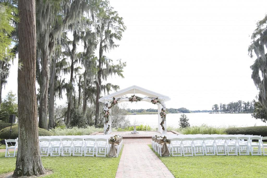 Orlando Wedding DJ - Cypress Grove Estate House - Danielle + Carlos