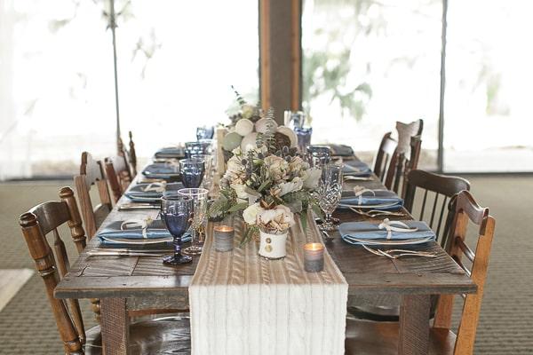Wonderland from orlando runner Shoot Inspiration Wedding rentals Imprint An  table Winter –  Cinema