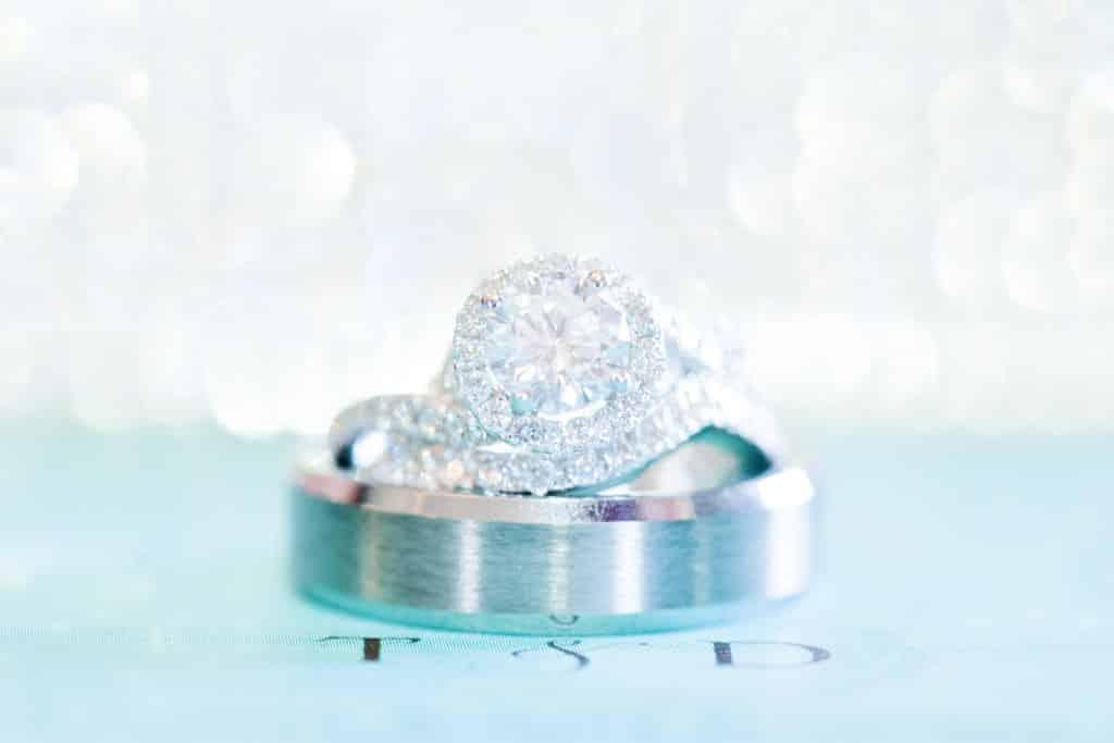 Orlando Wedding DJ - Highland Manor - Uplighting up the Room and Dancing on a Cloud