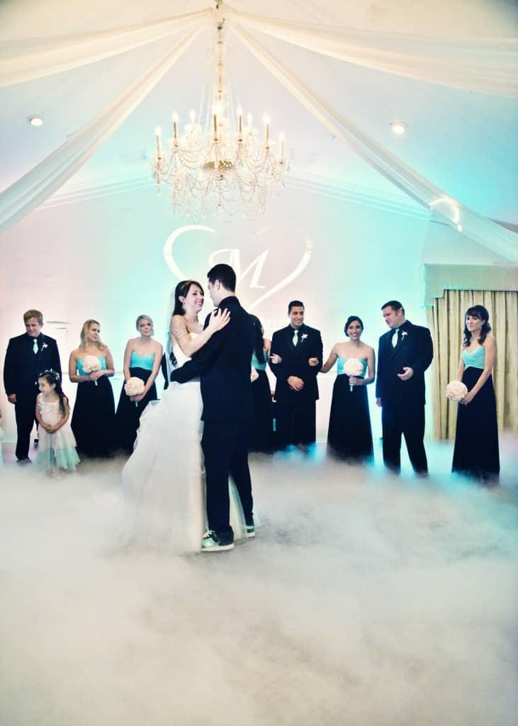 Highland Manor Wedding - Dancing on a Cloud