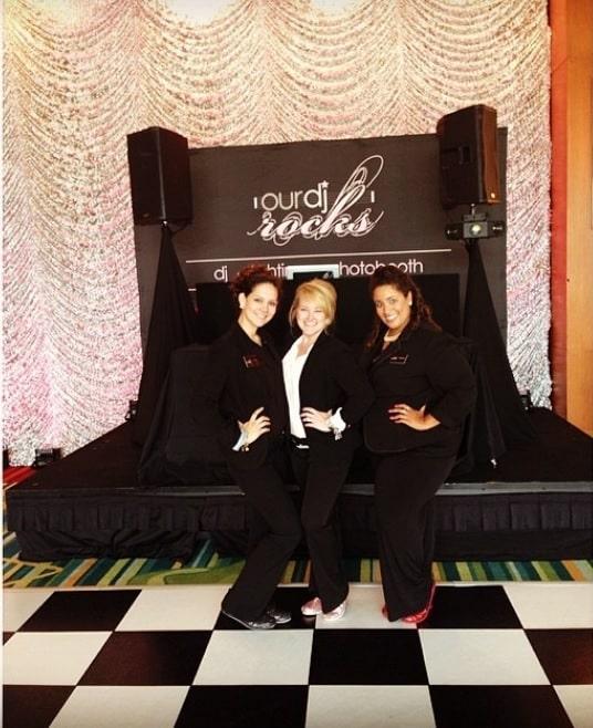 Orlando Wedding DJ- PWG Bridal Show- Tab McCausland Photography