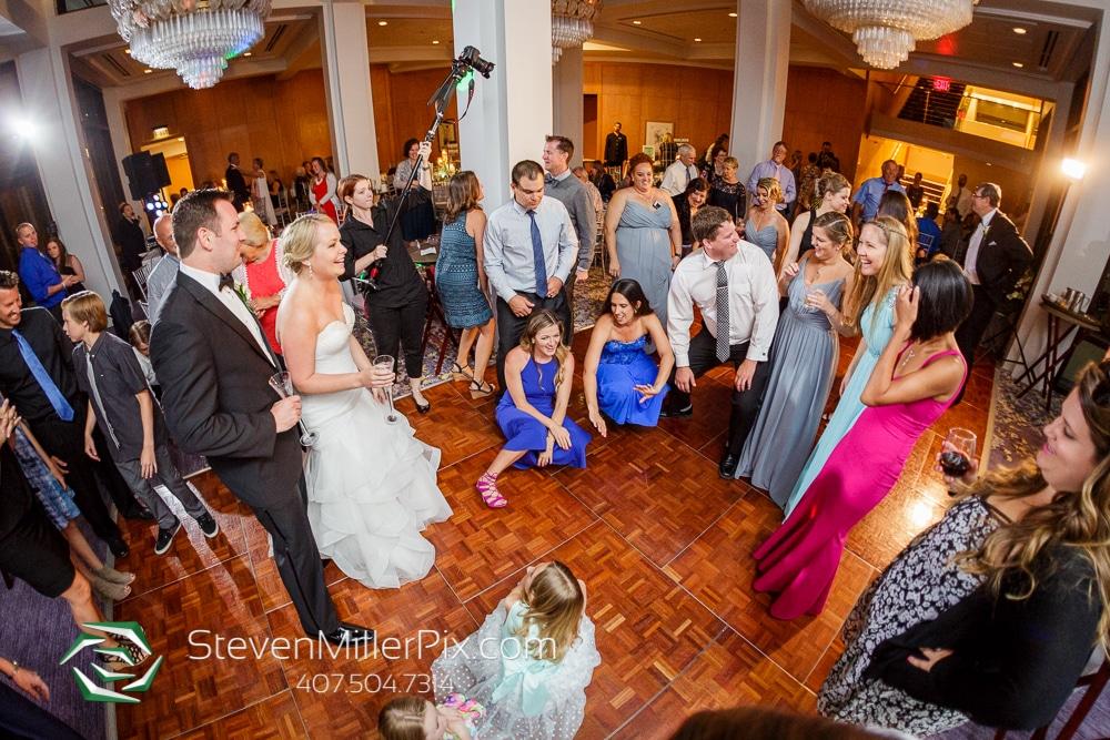 Party Time at Orlando Wedding Venue Hyatt Regency Grand Cypress