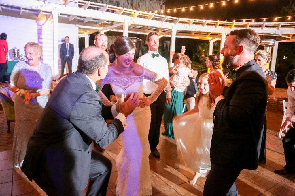 Bridal Party at Orlando Wedding Venue Cypress Grove Estate House