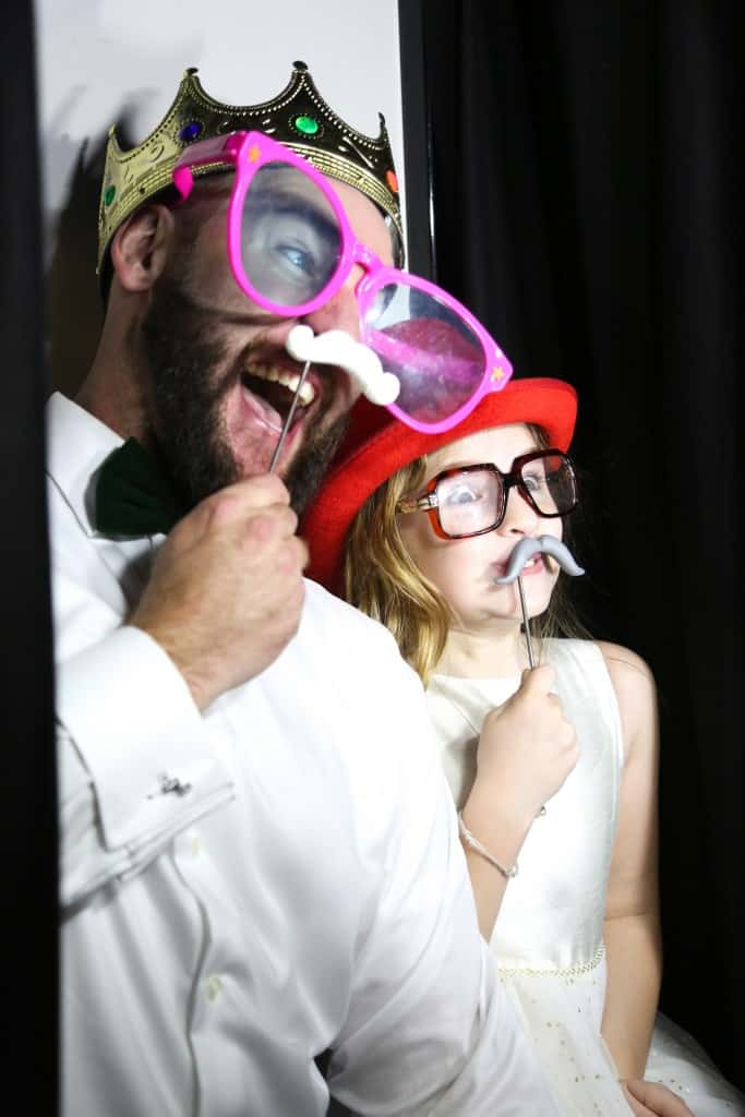 Photobooth at Cypress Grove