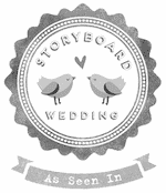 story board wedding award