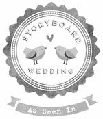 story board wedding award