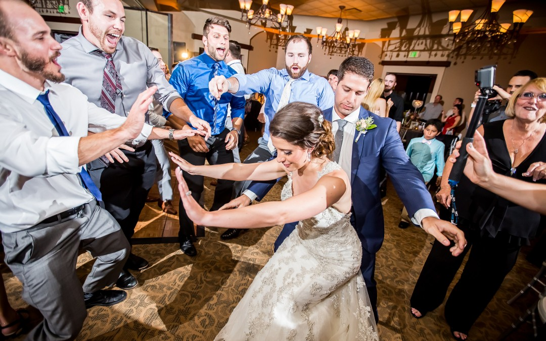 High Energy Wedding at Mystic Dunes Resort & Golf Club