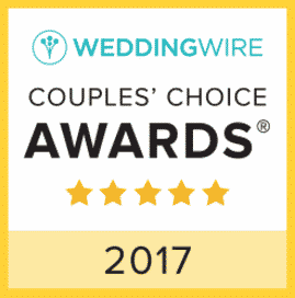 wedding wire couples choice dj awards & recognition