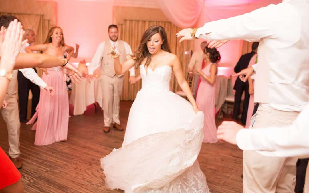 Pretty in Pink Wedding at Highland Manor