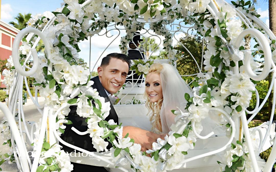 Fairy Tale Wedding at Wyndham Bonnet Creek
