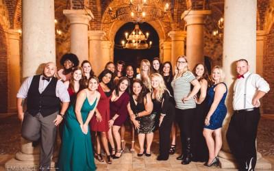 Orlando Event Team Holiday Party – Orlando Wedding DJ Photobooth Rental Company