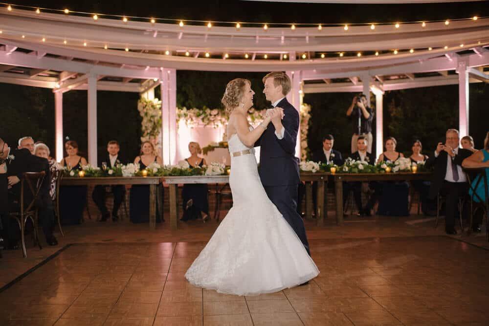 Cypress Grove Estate House Wedding DJ