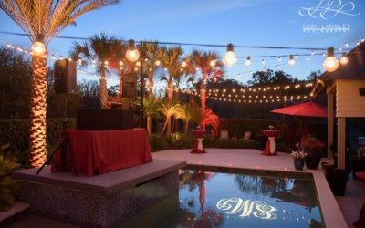 Private Residence Orlando Wedding – Samantha +  Dustin