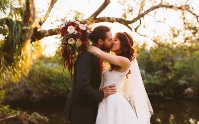 Up the Creek Farms Wedding – Samantha  + Eric