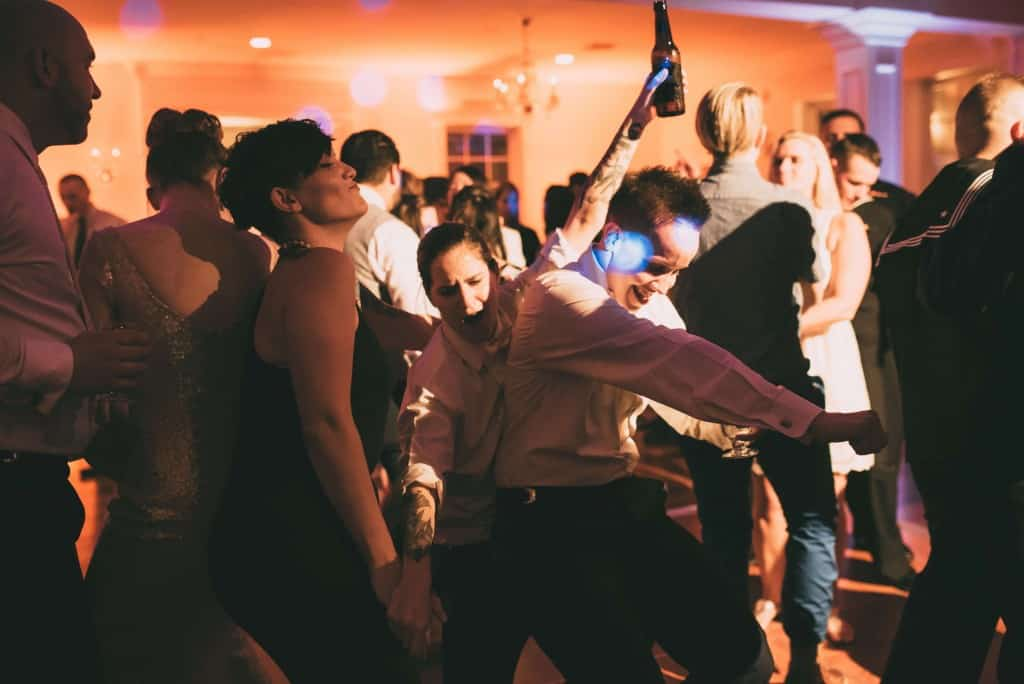 same sex wedding - The White Room St Augustine