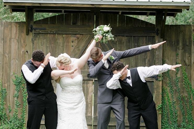 Delamater House Wedding