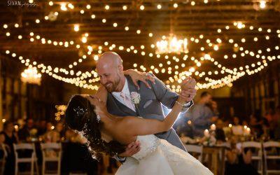 3M Ranch Wedding – Rustic Country Barn Wedding – Erica + Tim
