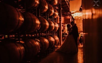 Orlando Wedding At Quantum Leap Winery