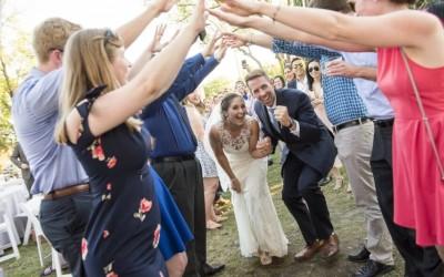 Orlando Wedding DJ at The Acre Orlando – April Fool's Themed