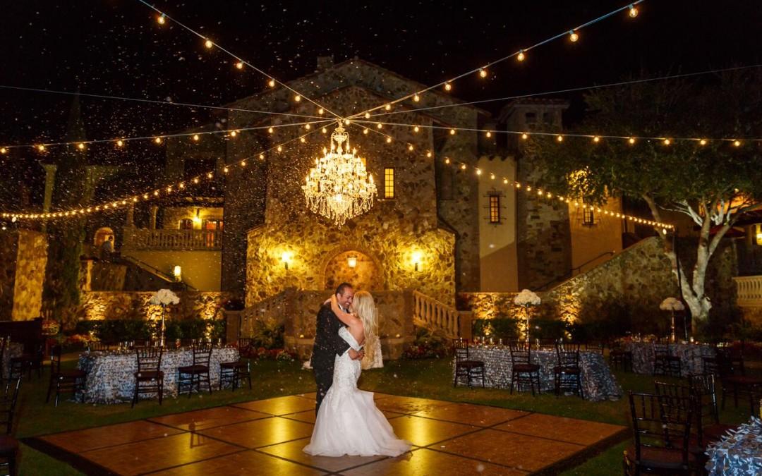 Bella Collina Wedding.Wedding Dj At Bella Collina