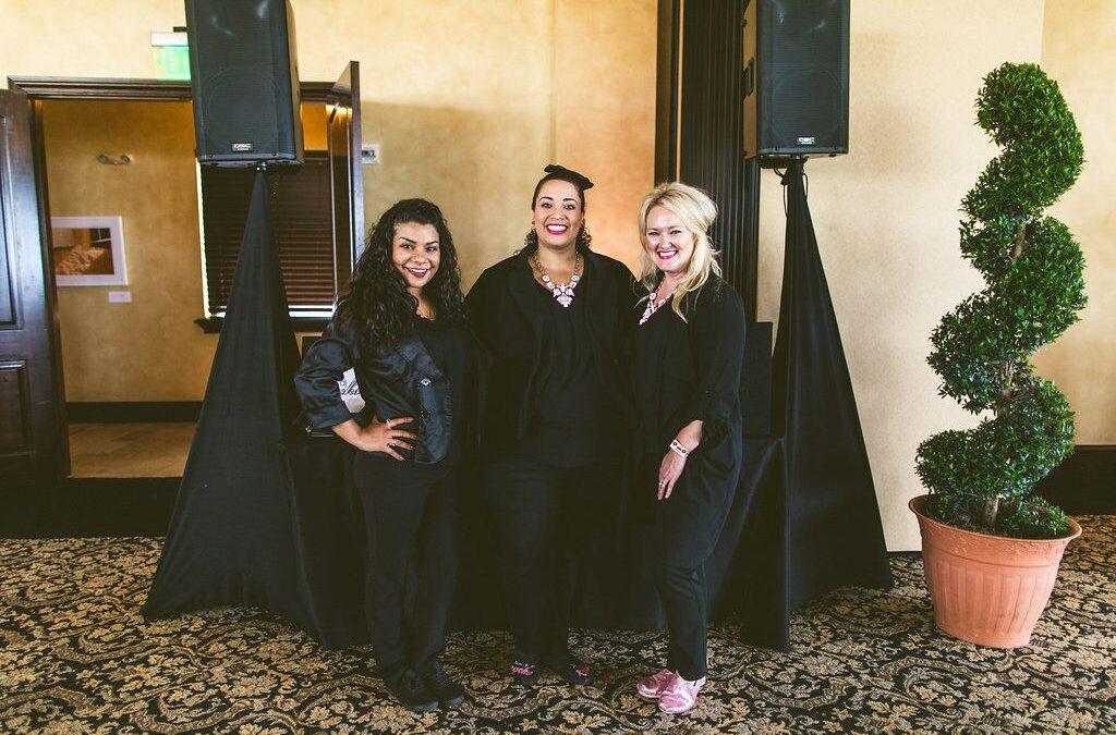Bella Bliss Wedding Showcase – Our DJ Rocks