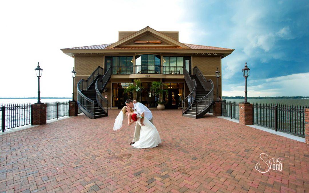 Wedding DJ Service at Tavares Pavillion on the Lake