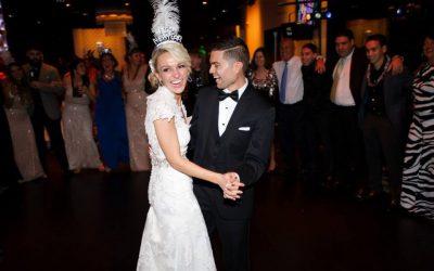 Orlando Wedding DJ – NYE Wedding with Snow