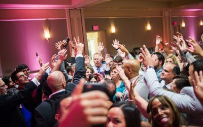 Love in the Air at Leu Gardens – Wedding DJ in Orlando