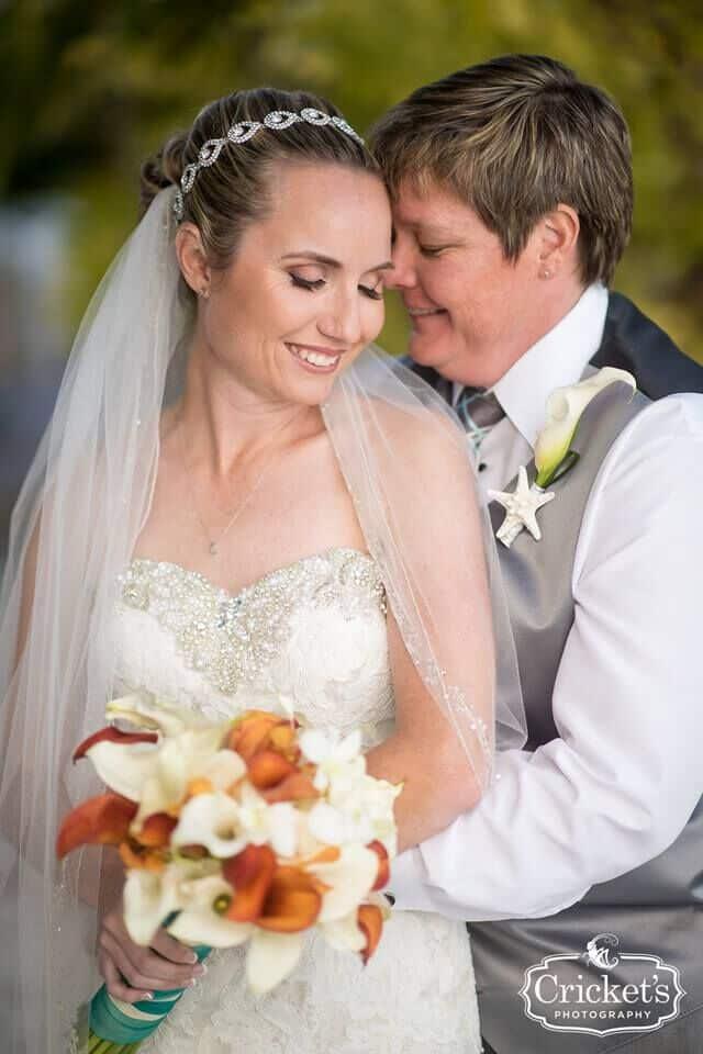 vendors who rock Crickets photography two brides