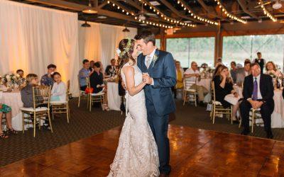 Adorable Mission Inn Wedding – Amber Uplighting