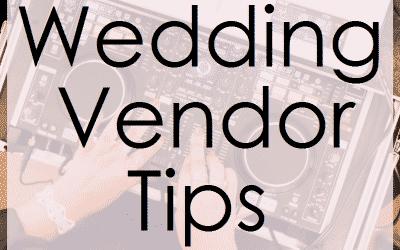 Top Orlando Wedding Vendor Tips and Tricks