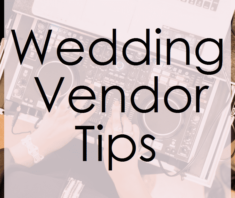 Top Orlando Wedding Vendor Tips and Tricks