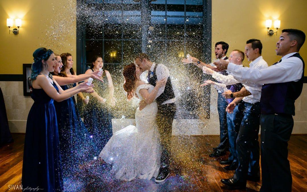 Orlando Wedding DJ – Jessie + Alex – Noah's Event Venue