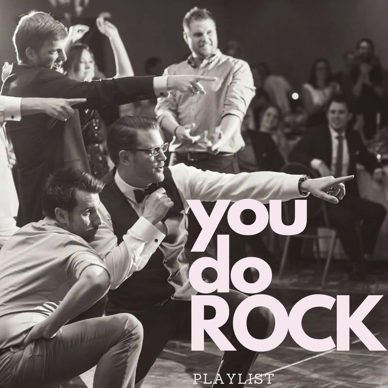 you do rock motivational playlist