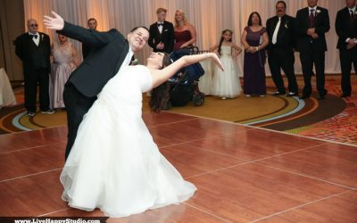 Orlando Wedding DJ at Hyatt Regency – Chrissy + Peter