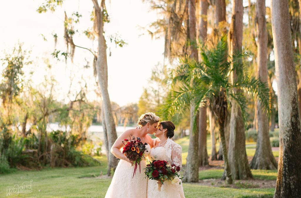 Orlando Wedding at Cypress Grove Estate House – Maria + Andrea