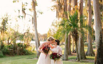 Orlando Wedding at Cypress Grove Estate House – Maria + Andrea
