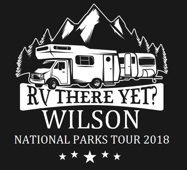 Road Trip Playlist – Wilson Family National Parks Tour 2018
