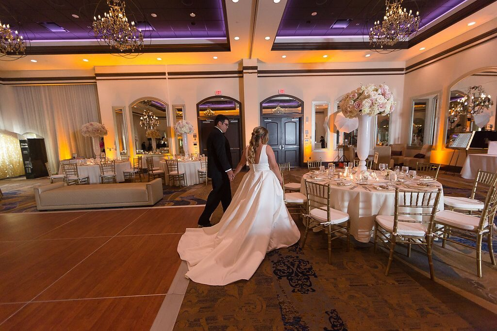 fairy tale wedding at the Wyndham Bonnet Creek Resort