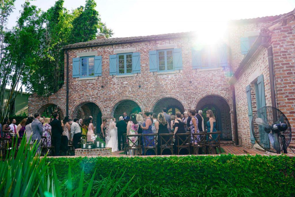 Winter Park wedding venue Casa Feliz